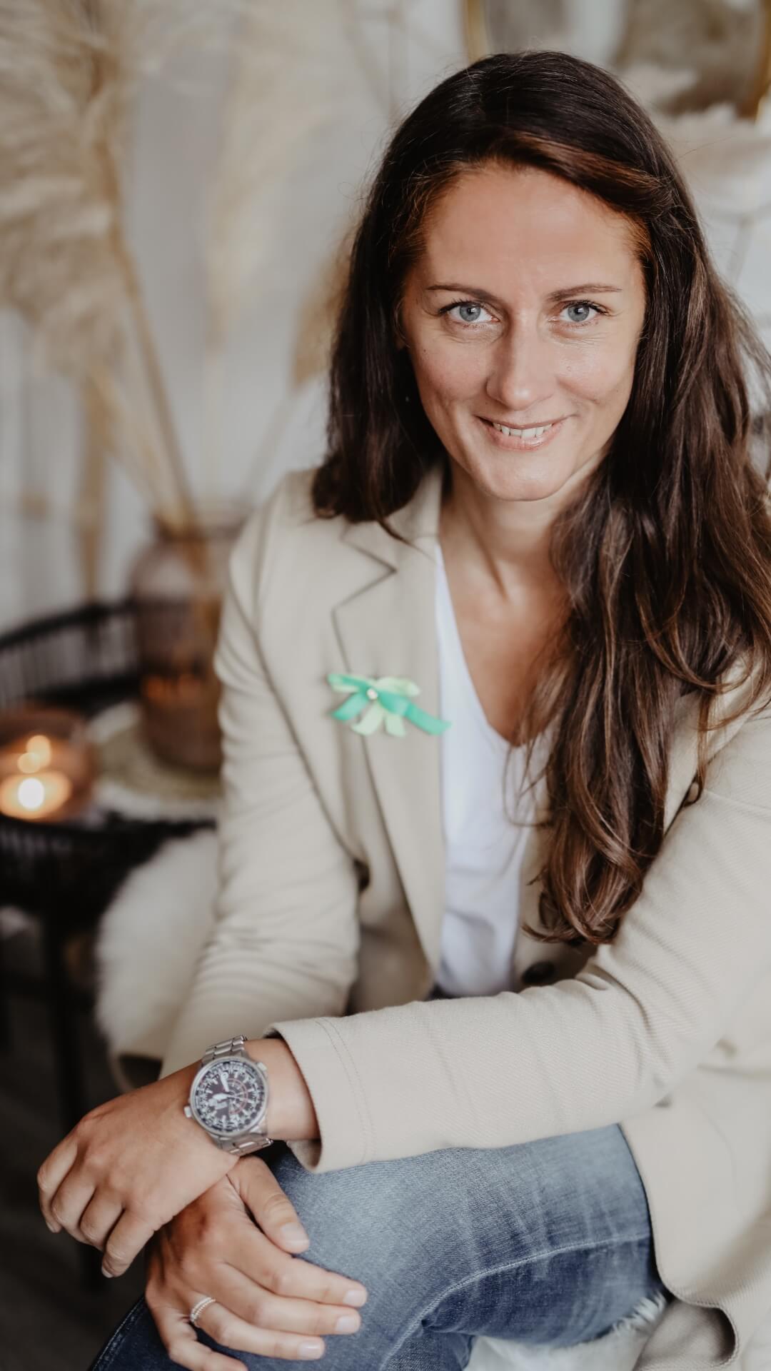 Inhaberin Tanja Evertz Portraitbild